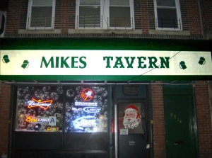 new mikes tavern